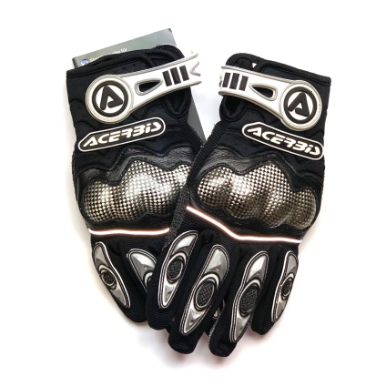 ACERBIS HI-TECH CARBON GLOVES