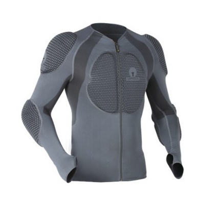FORCEFIELD PRO SHIRT WITH BACK PROTECTOR X-LARGE