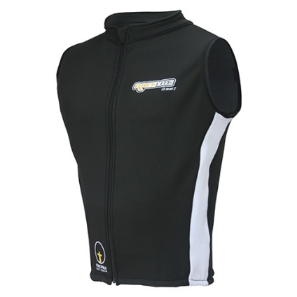FORCEFIELD RACE-LITE VEST L2 WITH BACK PROTECTOR M