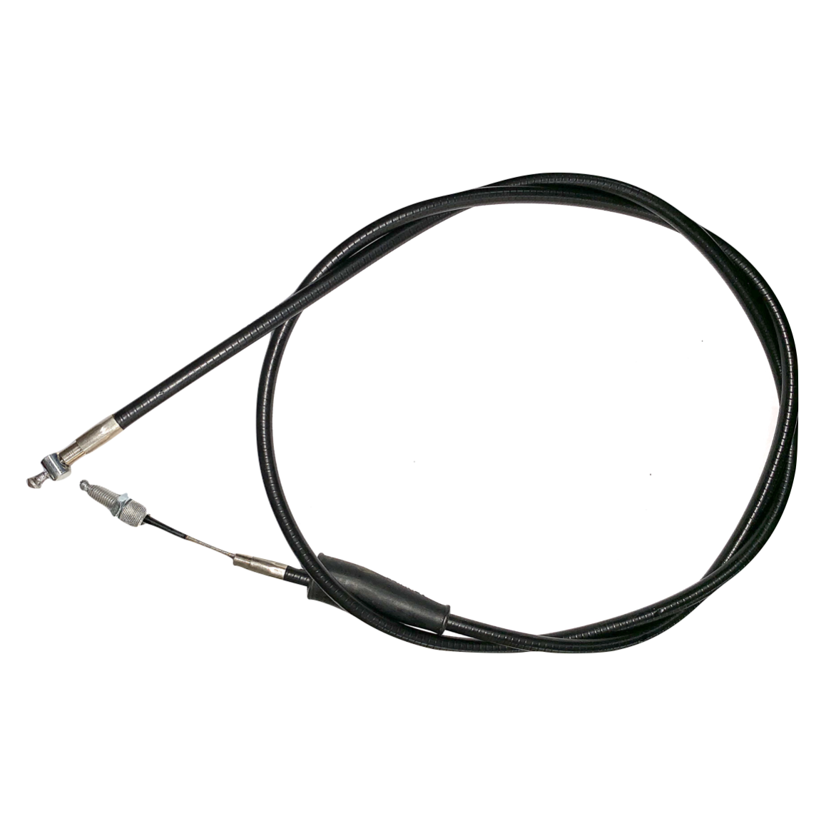 VENHILL FEATHERLIGHT CLUTCH CABLE FOR OLD ENGLISH DOHERTY LEVER - BLACK