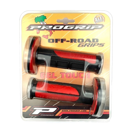 PRO-GRIP 798 GRIPS BLACK/RED
