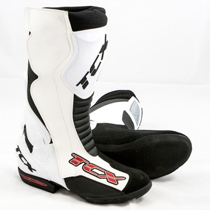 TCX RACING BOOTS SIZE 40