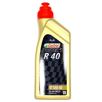 1 LITRE CASTROL 'R' RACING OIL
