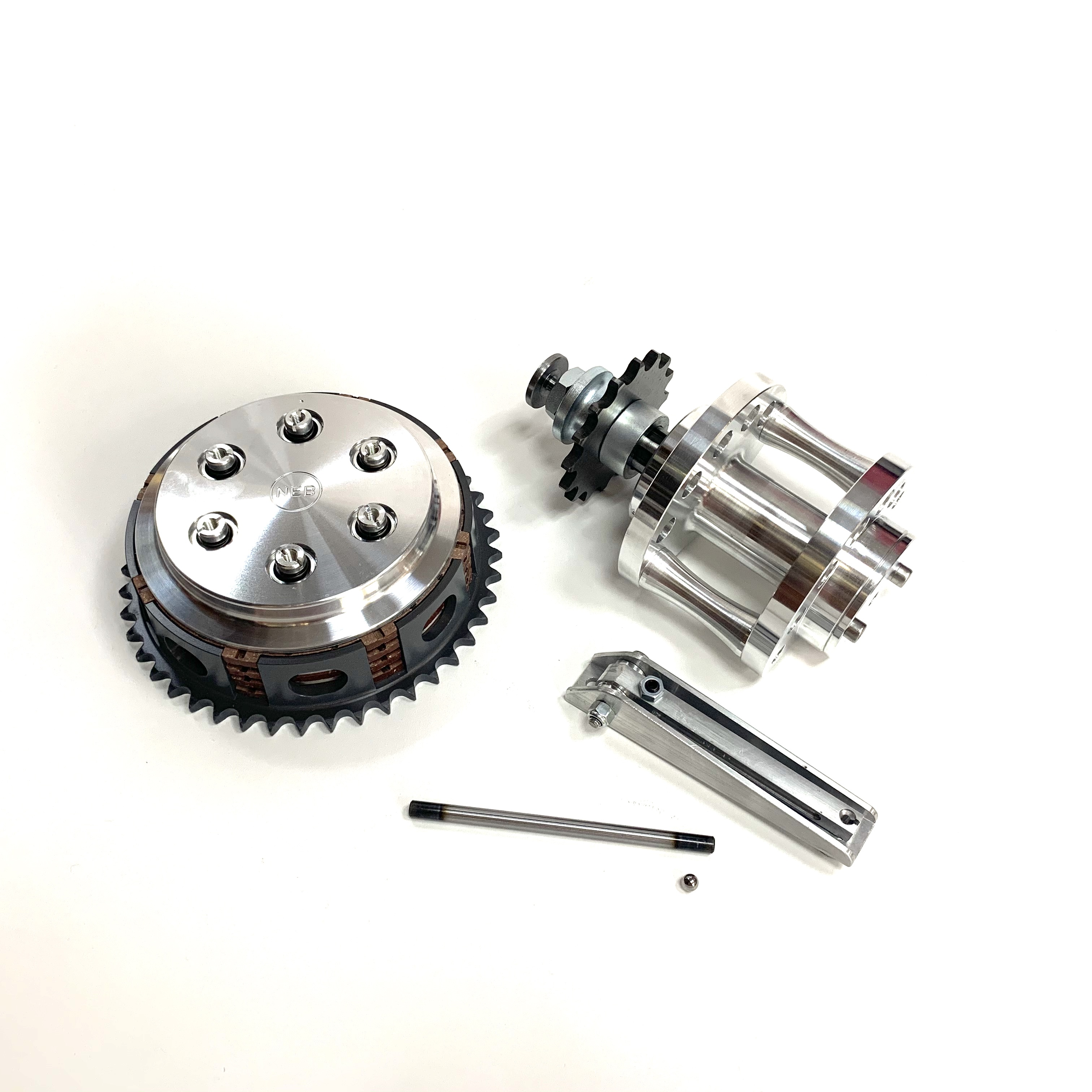 NEB Elite Clutch & MKII Countershaft complete