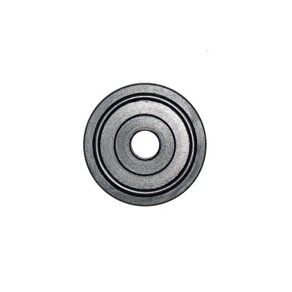 BAR FORK PLATE BLACK ALLOY WASHER
