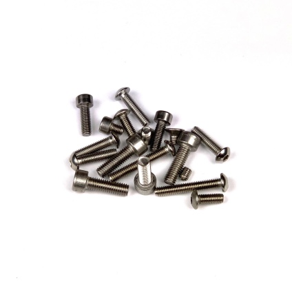 BLIXT STAINLESS STEEL BOLT KIT