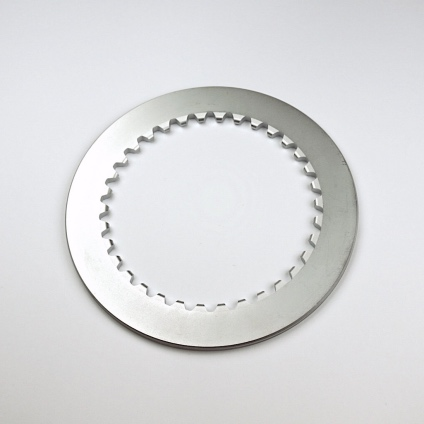 CERAMIC COATED ALLOY CLUTCH PLATE
