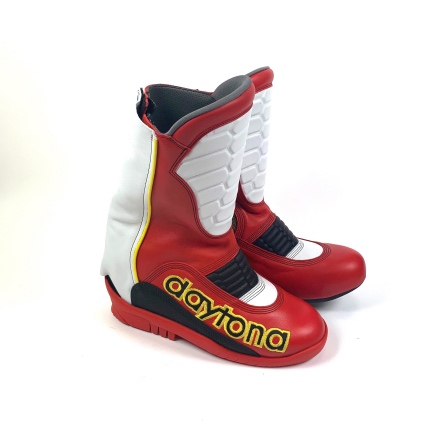 DAYTONA SPEEDWAY EVO SGP OUTER ONLY-RED/WHITE 40