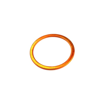COPPER EXHAUST RING GASKET