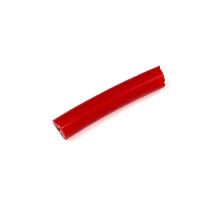 METRE SILICON FUEL PIPE RED