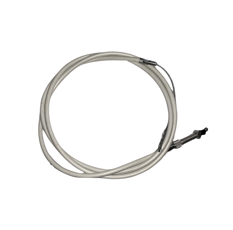 VENHILL UNIVERSAL CLUTCH CABLE KIT 1.8M - STANDARD - WHITE