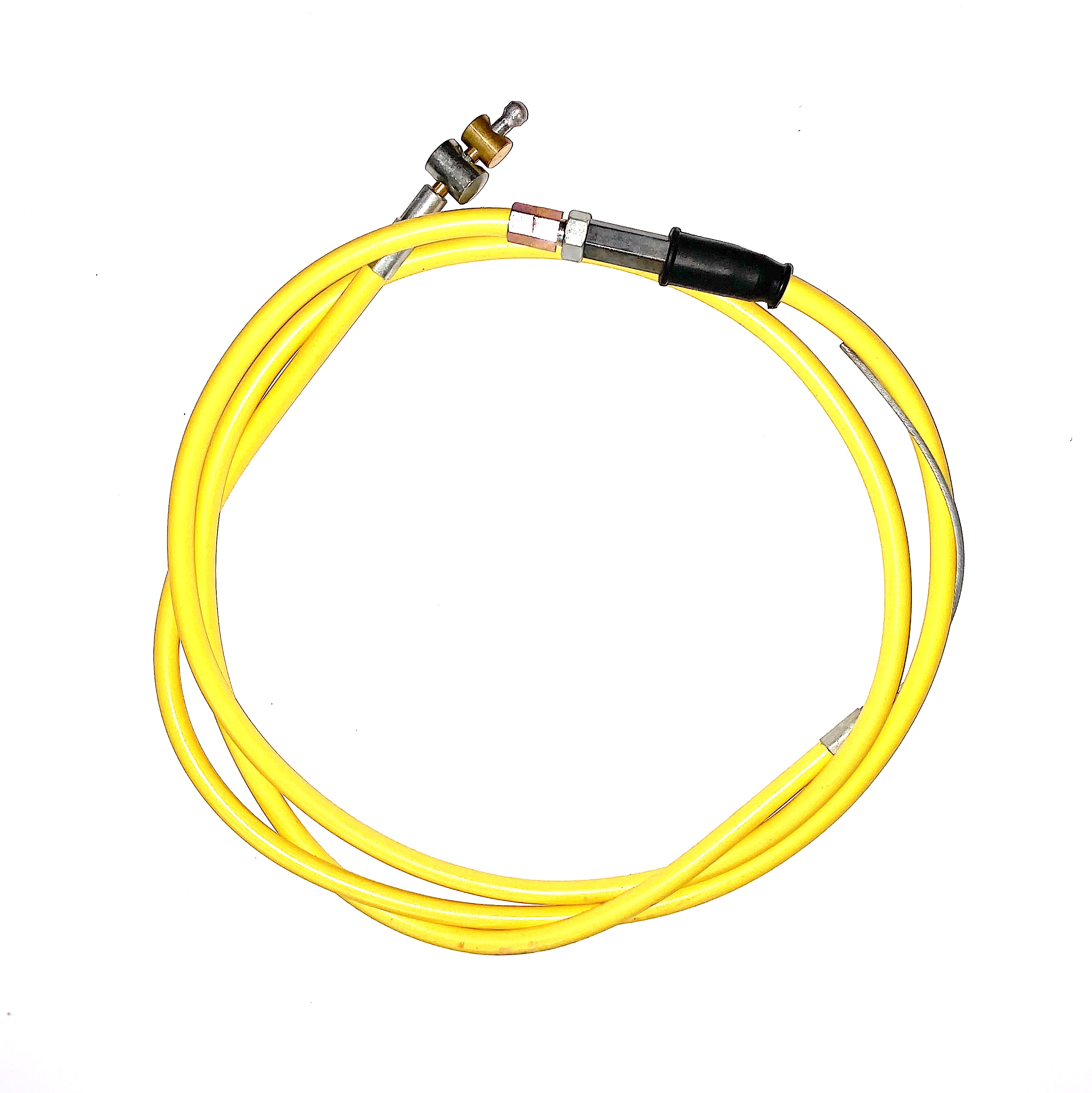 VENHILL UNIVERSAL BEWLEY GEAR BOX CABLE KIT FOR MAGURA OR DOHERTY LEVER 1.4M - STANDARD - YELLOW