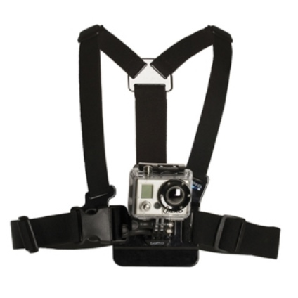 GO PRO HERO CHEST MOUNT HARNESS