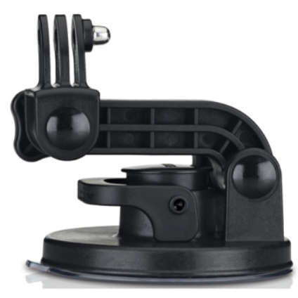 GO PRO HERO SUCTION CUP MOUNT