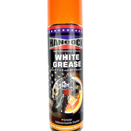 HANCOCK DISTRIBUTION WHITE GREASE - 500ml