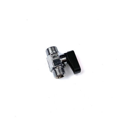 JHI SMALL CHROME FUEL TAP