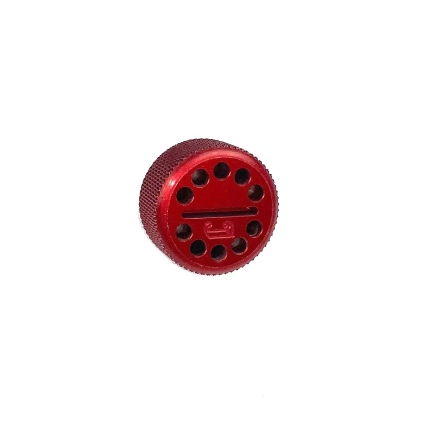 JOKER FLOAT BOWL NUT RED