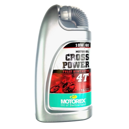 MOTOREX CROSS POWER 4T 1L