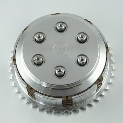 NEB MKI Clutch with steel plates