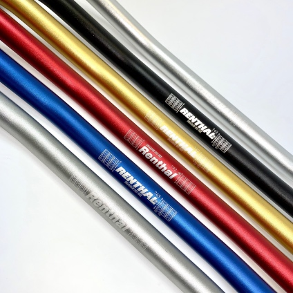 RENTHAL 743 RED SPEEDWAY HANDLEBARS