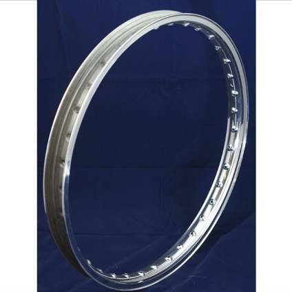 "19"" WM3 RIM Rear with GP .250 drilling Silver"