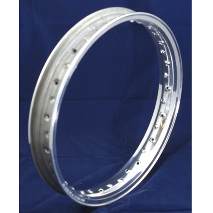 "19"" WM3 RIM Rear with SS .300 drilling Silver"