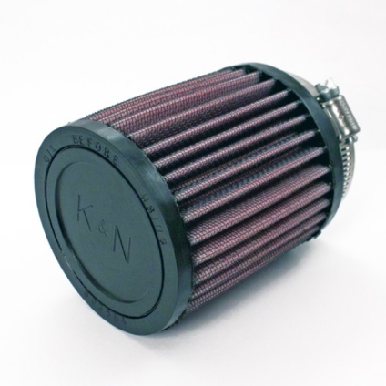 K & N AIR FILTER - RU0800 DELLORTO & BK BZ