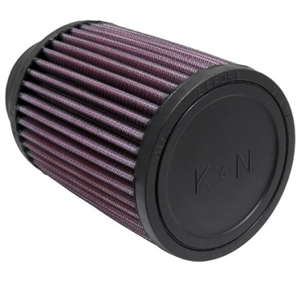 K & N AIR FILTER - RU1460 BRASS SLIDE BZ