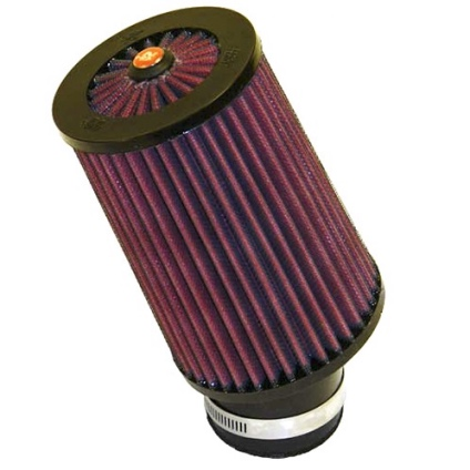 K & N AIR FILTER - RX3800 BZ BLACK SLIDE