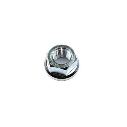 SKZ REAR SPINDLE NUT WITH WASHER (24mm)