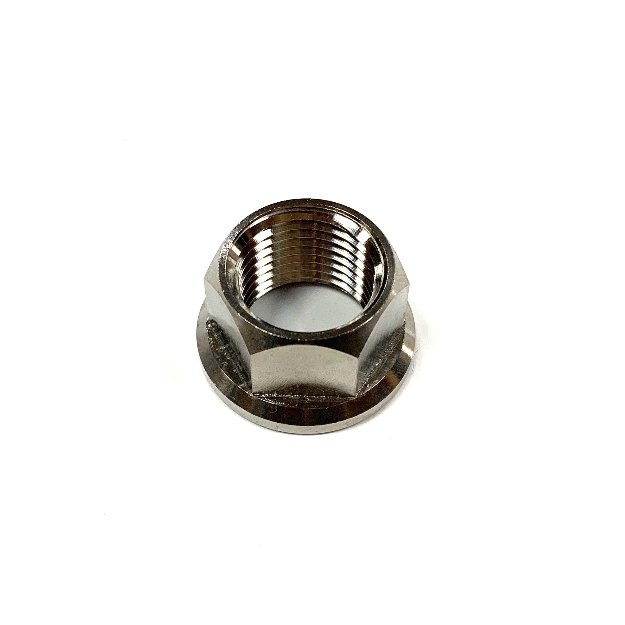 TITANIUM REAR SPINDLE NUT