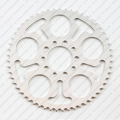 TALON JUNIOR 428  REAR SPROCKET -40T SILVER