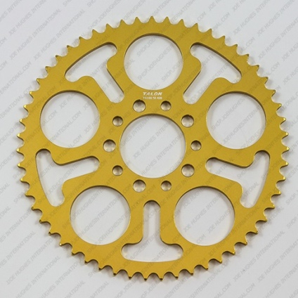 TALON JUNIOR 428  REAR SPROCKET -41T GOLD