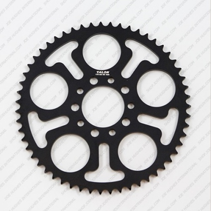TALON JUNIOR 428  REAR SPROCKET -44T BLACK