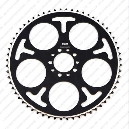 TALON RADIALITE SPROCKET -40T BLACK