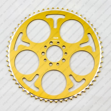 TALON RADIALITE SPROCKET -40T GOLD