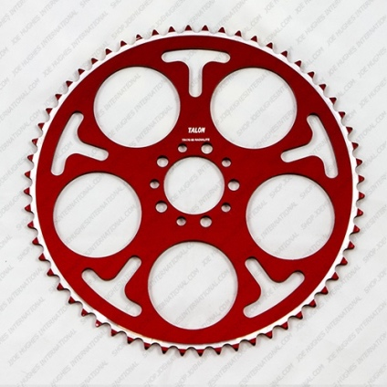 TALON RADIALITE SPROCKET -40T RED