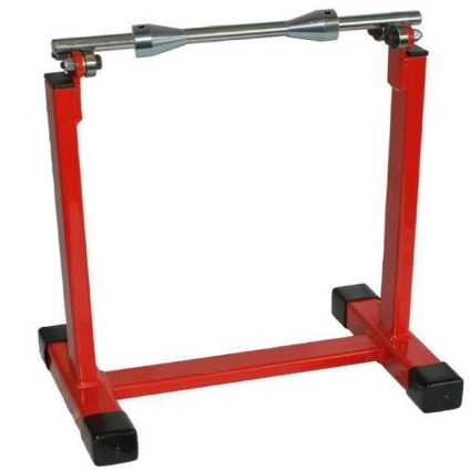 TAG-Z WHEEL BALANCER STAND - RED